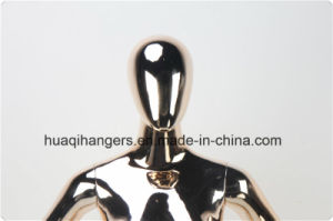 Plating Full-Body Female Mannequin, Male Mannequins for Window Display pictures & photos
