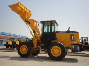 High Quality Sam836/B Wheel Loader for Sale pictures & photos
