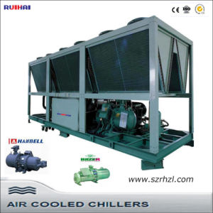High Quality Dakin Compressor Screw Industrial Air Cooled Water Chiller pictures & photos