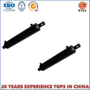 Double Acting Piston Type Hydraulic Cylinder for Agricultural Machine Application pictures & photos