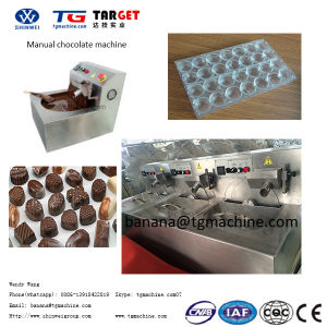 Handmade Small Chocolate Depositing Machine pictures & photos