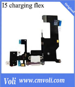 Charging Port Flex Cable for iPhone 5 pictures & photos