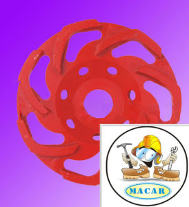 Hot Sale! ! High Quality 4 Inch Diamond Grinding Cup Wheel pictures & photos