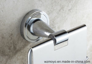 Toilet Paper Holder in Chrome Plated Finish pictures & photos