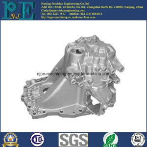 Custom Aluminum Alloy Die Casting Engine Part pictures & photos