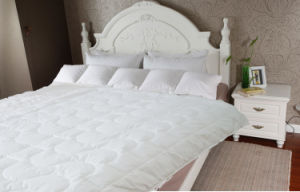 Super Soft Lamb Wool Quilt for Good Sleeping pictures & photos