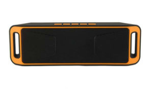Waterproof Portable Wireless Bluetooth Speaker with FM Radio Support TF Card pictures & photos