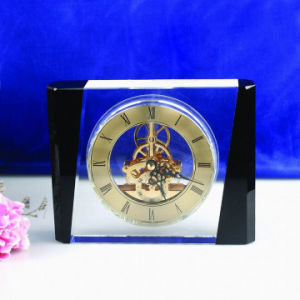 K9 Cube Alarm Digital Crystal Clock (KS06069) pictures & photos