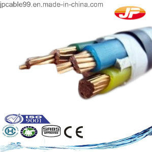 8.7/10kv Copper Conductor XLPE Power Cable pictures & photos