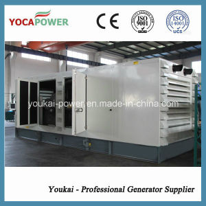 880kw/1100kVA Silent Diesel Generator Power pictures & photos