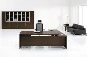 Modern High Quality L Shape CEO Executive Desk (HF-BD013) pictures & photos