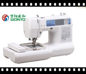 Wonyo Household Embroidery and Sewing Machine Swf Embroidery Machine in Korea pictures & photos