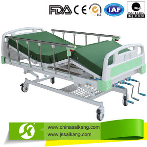 Hospital Manual Bed Occupational Therapy Equipment (CE/FDA) pictures & photos