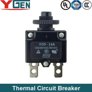 UL TUV CCC Approved Mini Currrent Protector (W55-14A)
