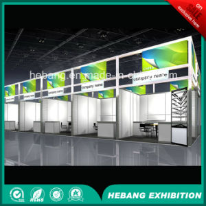 Hb-L00014 3X3 Aluminum Exhibition Booth pictures & photos