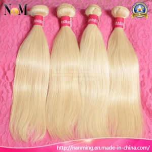Wholesale Blonde Virgin Hair Extension Color 613 Brazilian Hair Hot Sale Beauty Virgin Hair Weave 12inch to 30inch Straight Hair pictures & photos