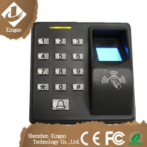 Top Quality Facial Fingerprint Recognition Time Attendance with Ce Approval pictures & photos
