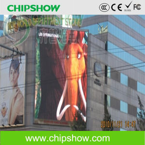 Chipshow Road P16 Waterproof Advertising LED Display pictures & photos
