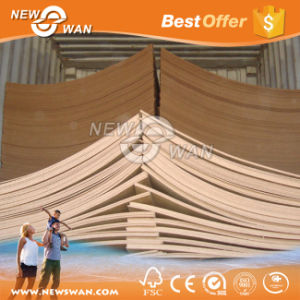 High-Density Fiberboard (HDF) / Highly Compressed Hardboard pictures & photos