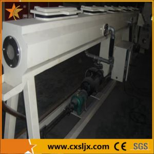 16-110mm Water Supply PE Pipe Extrusion Production Line pictures & photos