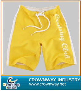 Yellow Color Hot Fashion Board Shorts for Men pictures & photos