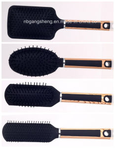 Makeup Brush Plastic Hair Brush for Home pictures & photos