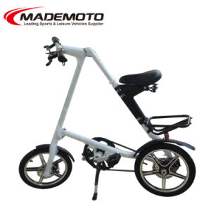 CE Approved Hot Selling Mini Foldable Bike (FB030) pictures & photos