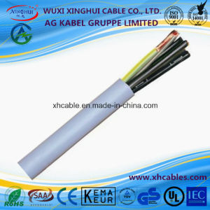 CHINA MANUFACTURE HIGH QUALITY CABLE YSLY-JZ / OZ - number coded flexible CABLE