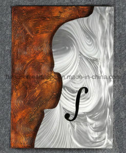Aluminum with Oil Painting for Hanging Wall Art pictures & photos