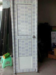Conch 75 Casement Type Bathroom PVC/UPVC Door pictures & photos
