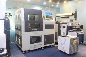 High Power Fiber Precise Laser Cutting Machine for Metals/Non-Metals pictures & photos