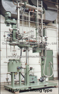 Jinzong Machinery Pilot Resin Plant with Hydraulic Lifting System pictures & photos