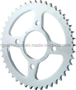 Motorcycle Rear Sprocket for Honda Cgx125 pictures & photos