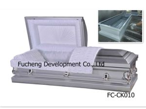Solid Wood Casket (FC) for Funeral Services (FC-CK010)
