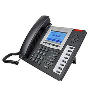 Large Screen Telephone OEM Phone Office Telephone IP Phone Pl340 pictures & photos
