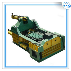 Vertical Rebar Iron Baling Press pictures & photos