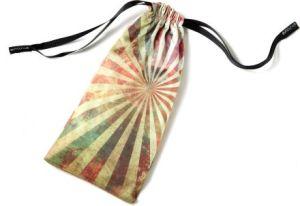 Eyeglass Cases Microfiber Drawstring Bag pictures & photos
