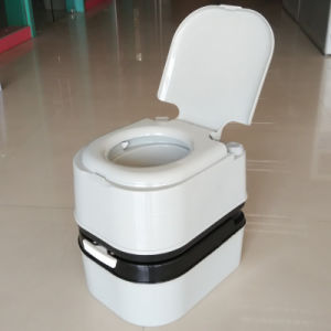 10L 12L 24L HDPE Toilet Plastic Toilet pictures & photos