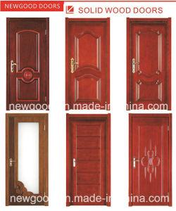 Solid Wood Interior Door for Hotel, Hotel Wood Door, Five Star Hotel Wooden Door pictures & photos