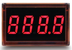 2-Wire 4-20mA Signal display Panel Meter pictures & photos