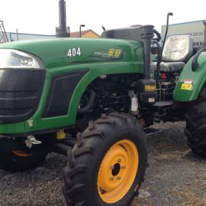 Hx404 40HP 4WD Mini Wheel Farm Tractor with Implements pictures & photos