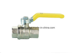 High Quality Brass Ball Valve for Gas (NV-1061) pictures & photos