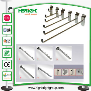 Supermarket Hanging Display Hook for Square Tube pictures & photos