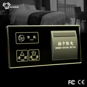 Best Elegant Touch Screen Light Switch for Home/Hotel/Office/Villa pictures & photos