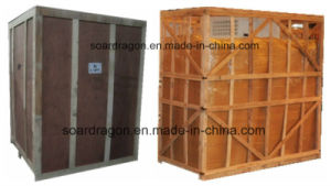 Outdoor Cold Wall Bagged Ice Storage Bin for Gas Station Use pictures & photos
