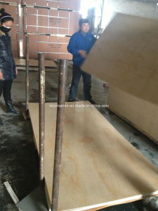 Pine Plywood for Special Package or Furniture 2.7-21mm pictures & photos