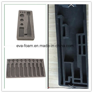 Custom Red Top and Black Inside EVA Mold Foam Tool Box Foam Insert pictures & photos