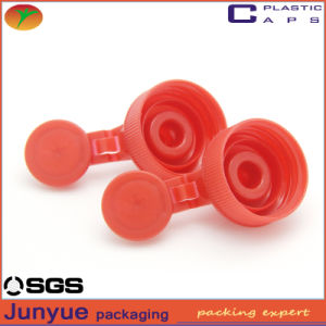 Washing-up Liquid Detergent Bottle Plastic Flip Top Caps Plastic Lid pictures & photos