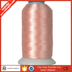 Wholesale 120d/2 Dyed Rayon Embroidery Thread pictures & photos
