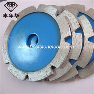 Tk-1 Diamond Tuck Point Blade Cutting Stone Slot 115mm pictures & photos